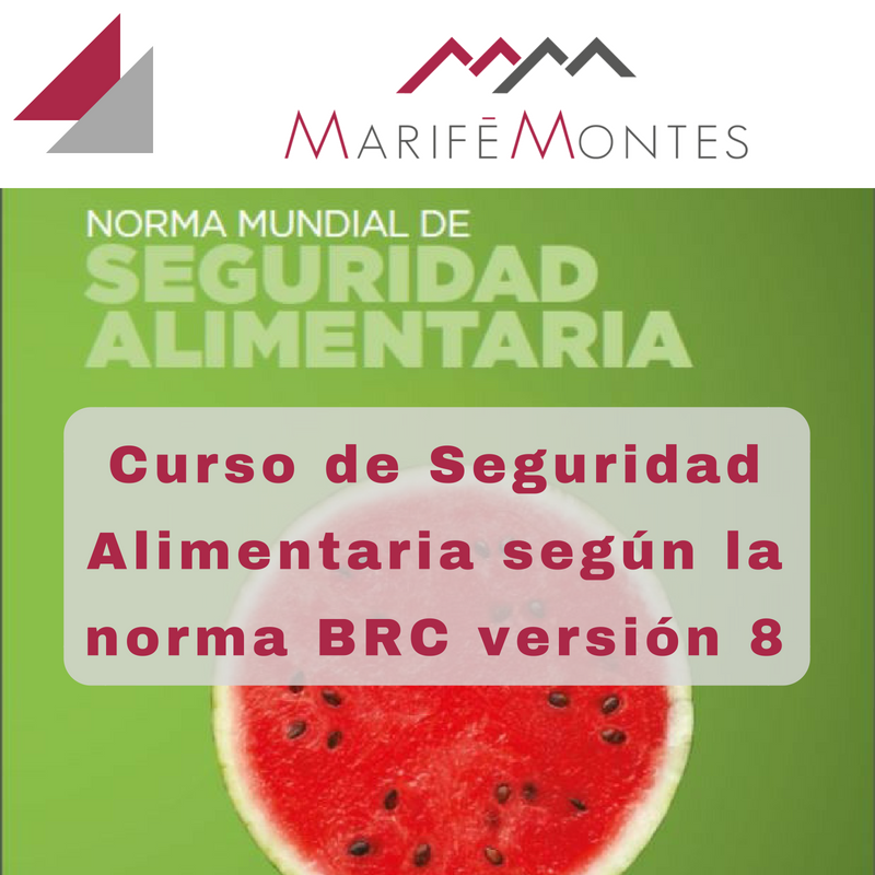 Requisitos de la norma BRC Versión 8
