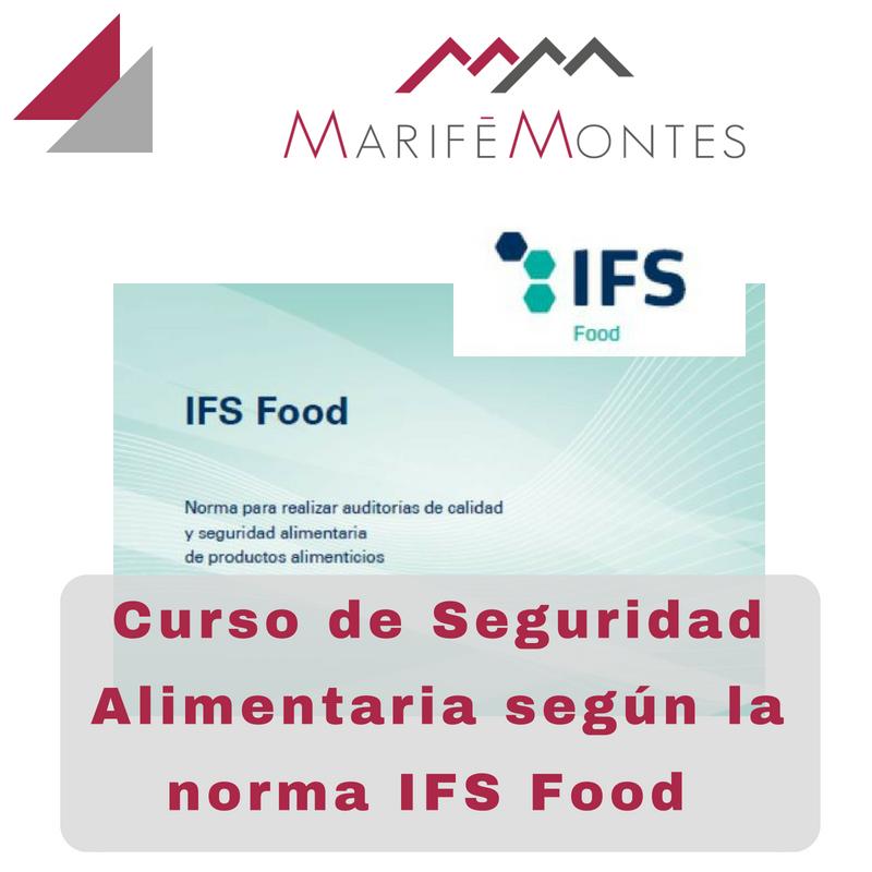 Requisitos de la norma IFS Versión 6.1
