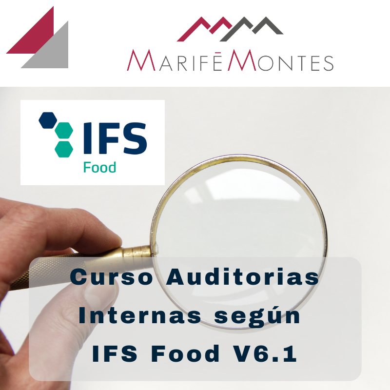 Auditorias Internas bajo IFS Food