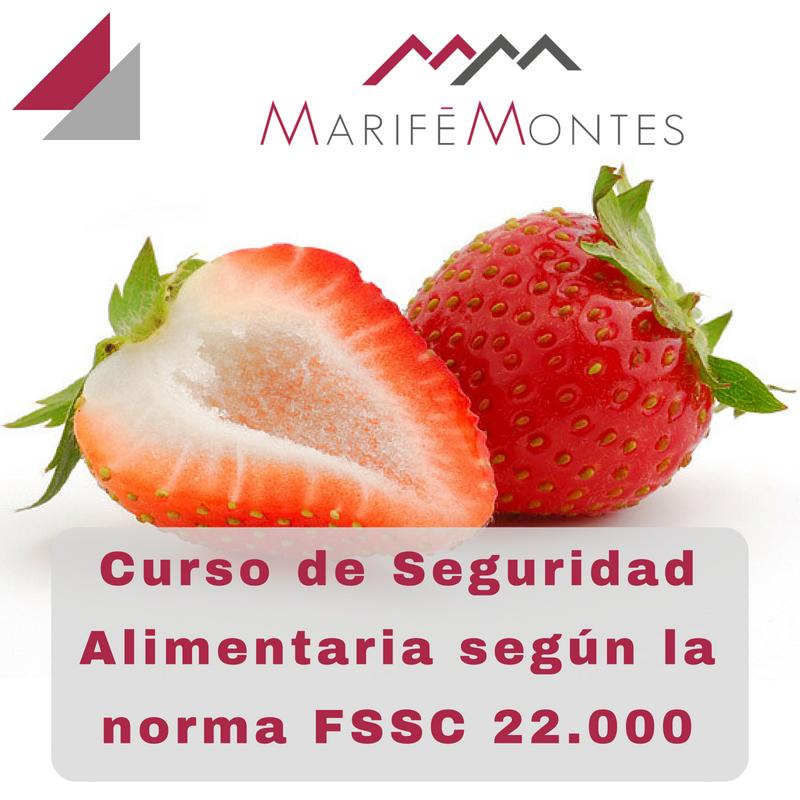 Sistemas de Gestión de Seguridad Alimentaria FSSC 22.000